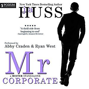Mr. Corporate by J.A. Huss
