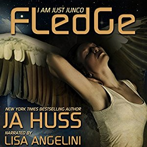 Fledge by J.A. Huss