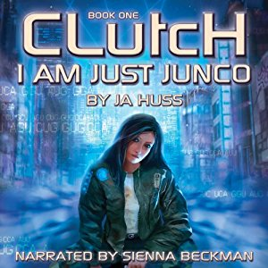 Clutch by J.A. Huss