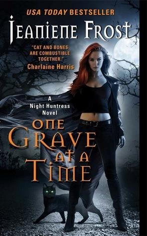 Just a Few Night Huntress Books I Read #review