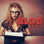 Michelle is officially joining Blog Ahead…..