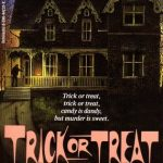 4 Star #Review ~ Trick or Treat (Point Horror #6) by Richie Tankersley Cusick
