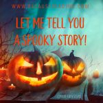 It's time for an update on my spooky story! :)