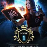 4 Star #Review ~ The Red Queen: A Paranormal Fantasy (Wonderland University #1) by K.N. Lee
