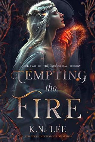 Tempting the Fire (The Darkest Day #2) by K.N. Lee