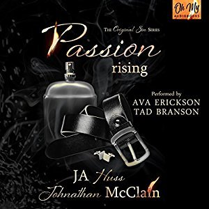 Passion Rising by J.A. Huss, Jonathan McClain