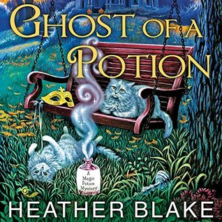 Just a Few Magic Potion Mysteries Berls Read