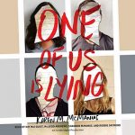 #Review ~ One of Us Is Lying (One of Us is Lying #1) by Karen M. McManus