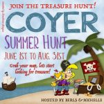 COYER Treasure Hunt Starts Now!