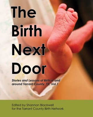 The Birth Next Door by Shannon Blackwell