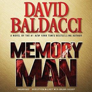 Berls Reviews Memory Man by David Baldacci