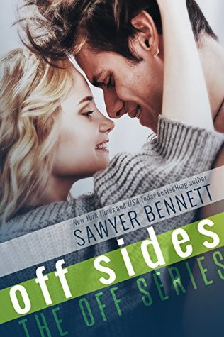 Off Sides by Sawyer Bennett