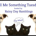 Tell Me Something Tuesday: Do You Enjoy Anthologies?