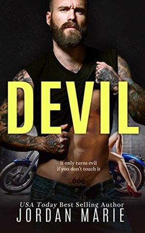 Devil (Savage Brothers MC: Tennessee Chapter, #1) by Jordan Marie