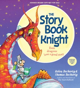 The Storybook Knight by Helen Docherty, Thomas Docherty