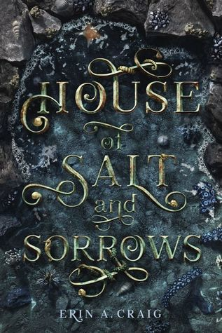 #Review ~ House of Salt and Sorrows by Erin A. Craig