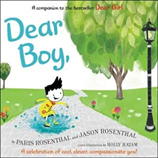Dear Boy, by Paris Rosenthal, Jason B. Rosenthal