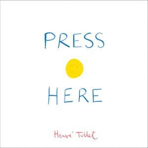Press Here by Hervé Tullet, Christopher Franceschelli